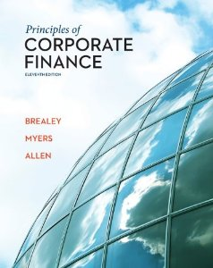 Principles of Corporate Finance by by Brealy, Myers and Allen