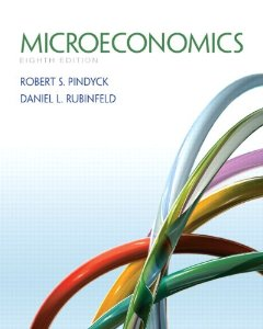 Microeconomics by Robert Pidyck