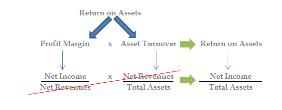 Components Of The Return On Assets