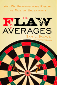 Flaw Of Averages Book Cover