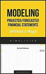 Modeling Financial Statements without A Plug Small
